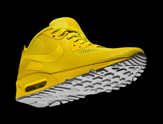 nike air max 90 hyperfuse czarny stylization