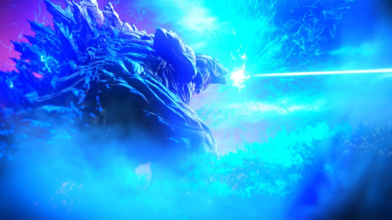 Netflix Shares Godzilla: Planet of the Monsters Anime Film Trailer.
