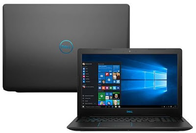 Notebook Dell G3-3579-A10 Intel Core i5 8300H