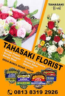 Toko Karangan Bunga Ucapan Selamat, Wedding & Duka Cita
