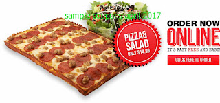 Black Jack Pizza coupons april