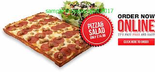 Black Jack Pizza coupons april