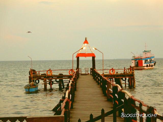 Rameshwaram boating