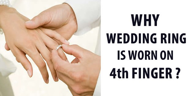 Awesome Quotes Ever Wondered Why Wedding Ring Is Worn On