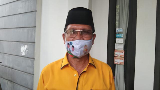 Ketua Tim Pemenangan Bartim Dampingi Sugianto Sabran Tinjau Langsung Pasar Beringin Ampah