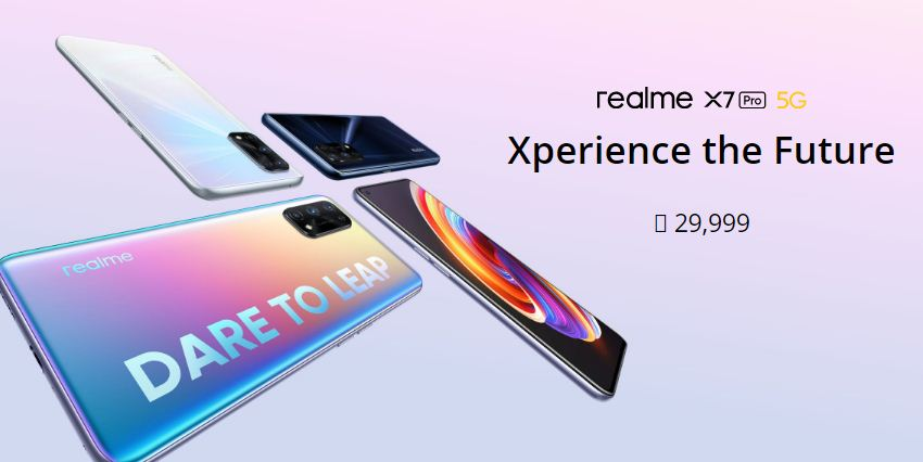 realme x7 pro 5g price in  india