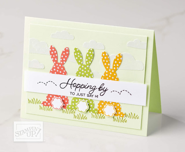 Best Bunny Bundle from Stampin' Up!