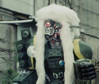 歌舞伎ロボット, Weldo, Kabuki Robot