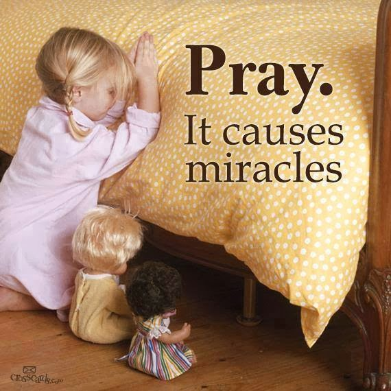 Miracle of Prayer