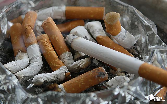 التدخين و كمال الاجسام و الصحة