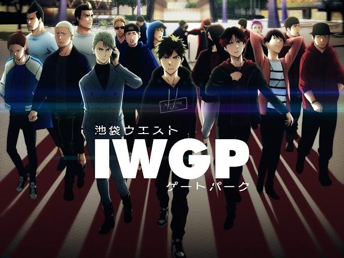 Ikebukuro West Gate Park - (1-12) [WR-1080p] PAKET