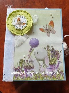 Journal/ Baby Album Geburt Junge