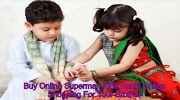 Buy Online Superman Kids Rakhi Online Shopping For Your Brother