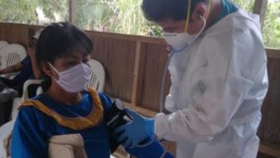 Las muertes y contagios por coronavirus se reducen en Loreto