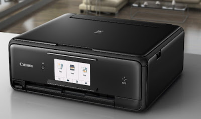 Download Canon Pixma TS8050  Driver Printer