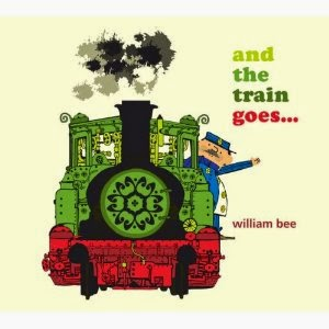 And the train goes - using the picture book as a prompt for play