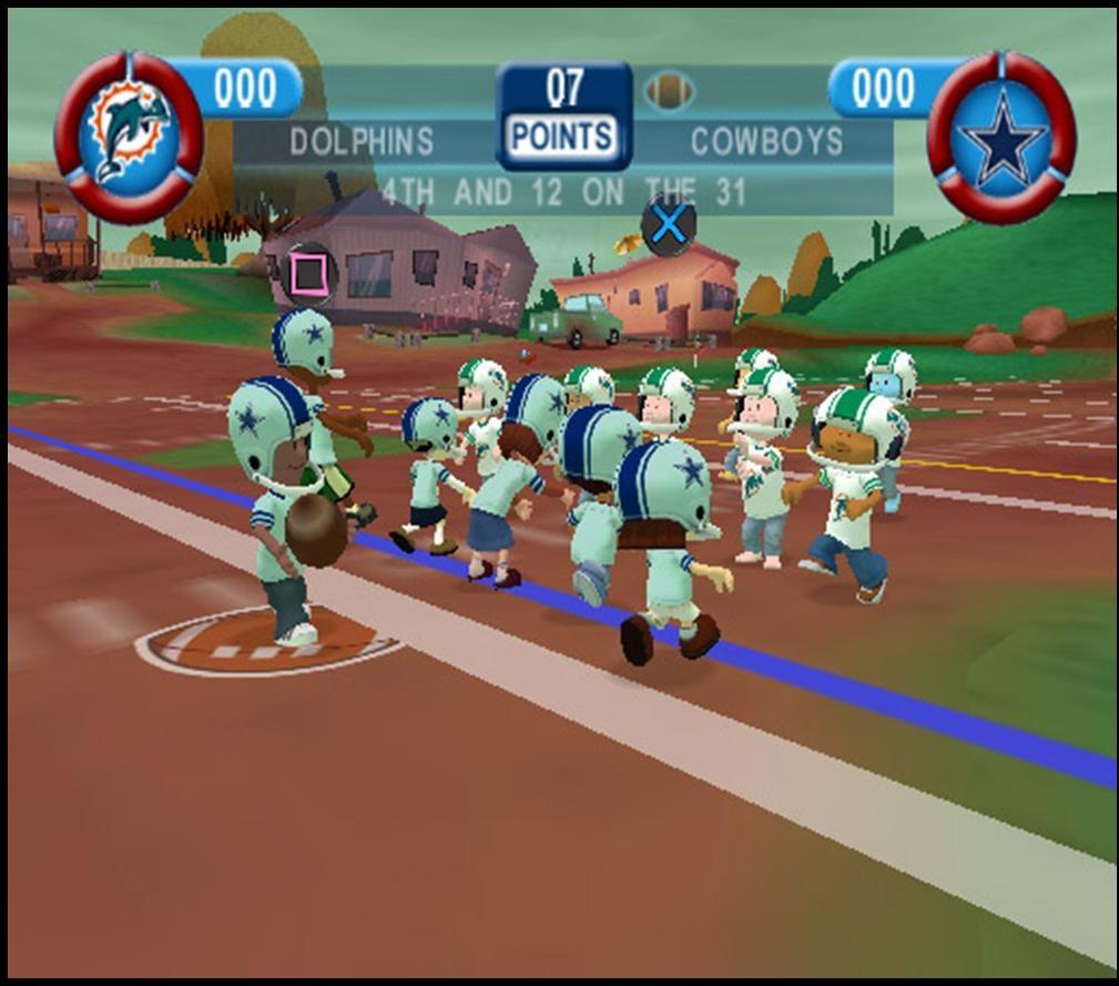 Download Backyard Football backyard football 2006 - full version game download - pcgamefreetop