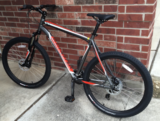 Stolen Bicycle - Specialized Hardrock Disc SE