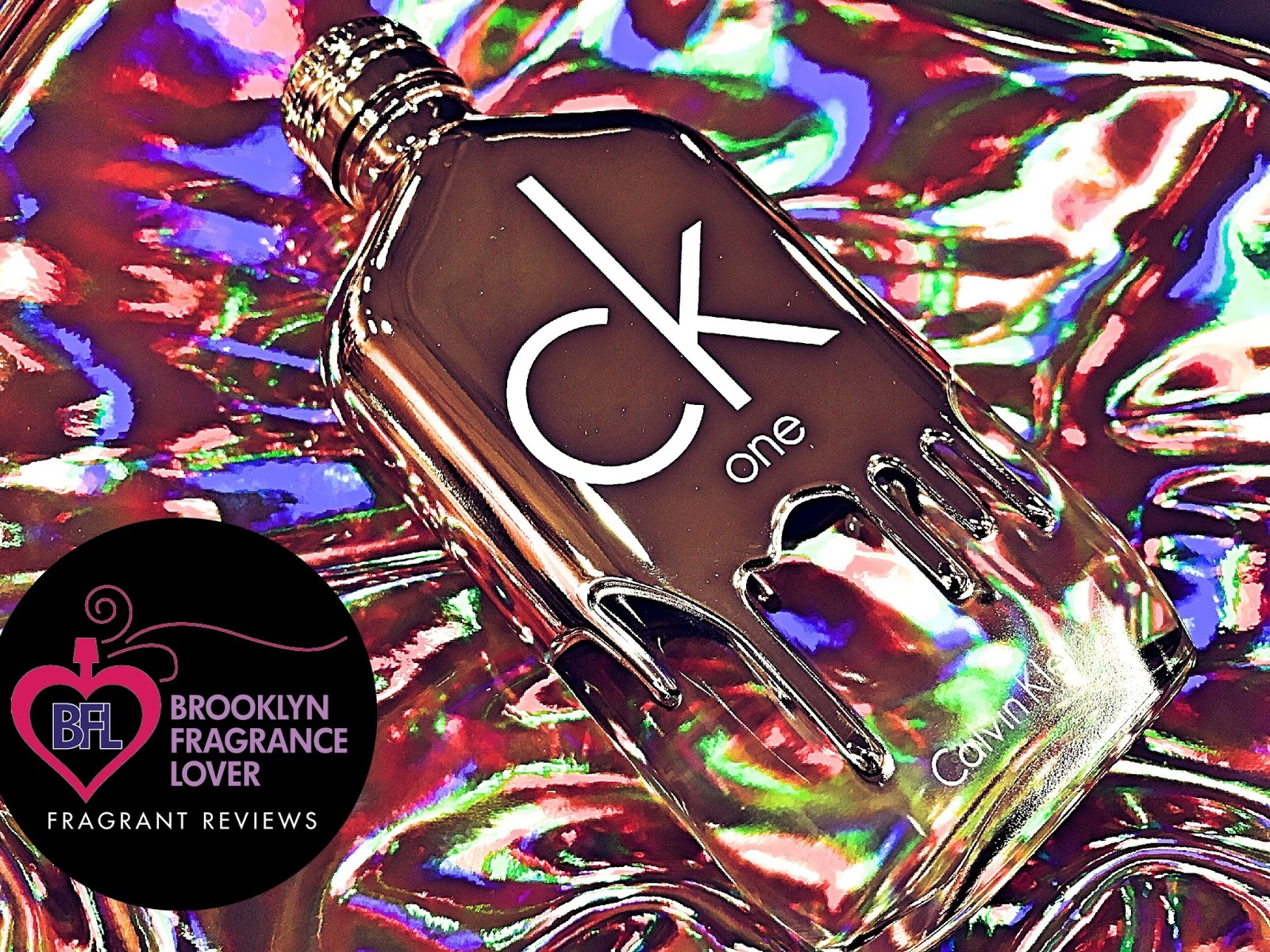 Brooklyn Fragrance Lover New Calvin Klein Ck One Gold Review