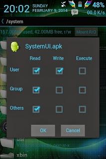 Cara Mudah Membuka dan Mengedit SystemUI.apk Pada Android