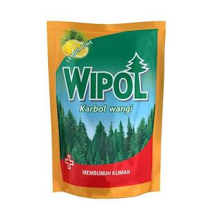 wipol untuk bikin desinfektan sendiri di rumah