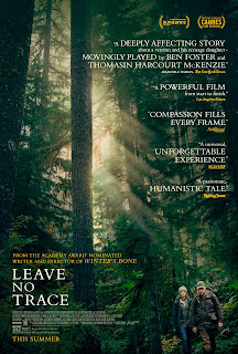 Leave no Trace - Poster & Trailer