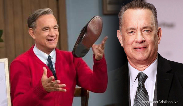 Tom Hanks interpretará a un pastor