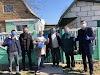 Чергові дві тисячі масок молодь ОПЗЖ роздала жителям Київщини