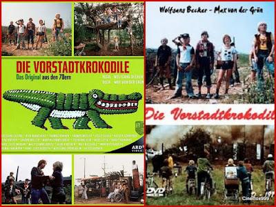 Die Vorstadtkrokodile. 1977.
