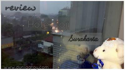 review hotel loji solo
