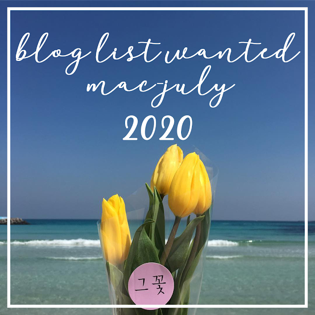 Wanted A New Bloglist for Mac-July 2020