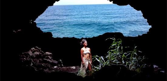 cavernas na Ilha de Páscoa
