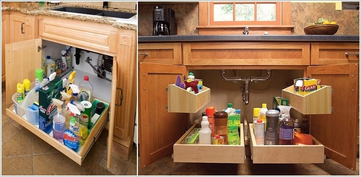 10 unused places in your kitchen to hack for storage 12