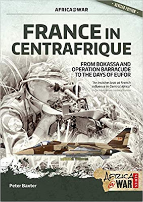 France in Centrafrique: From Bokassa and Operation Barracude to the Days of Eufor