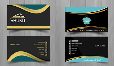 template kartu nama download gratis