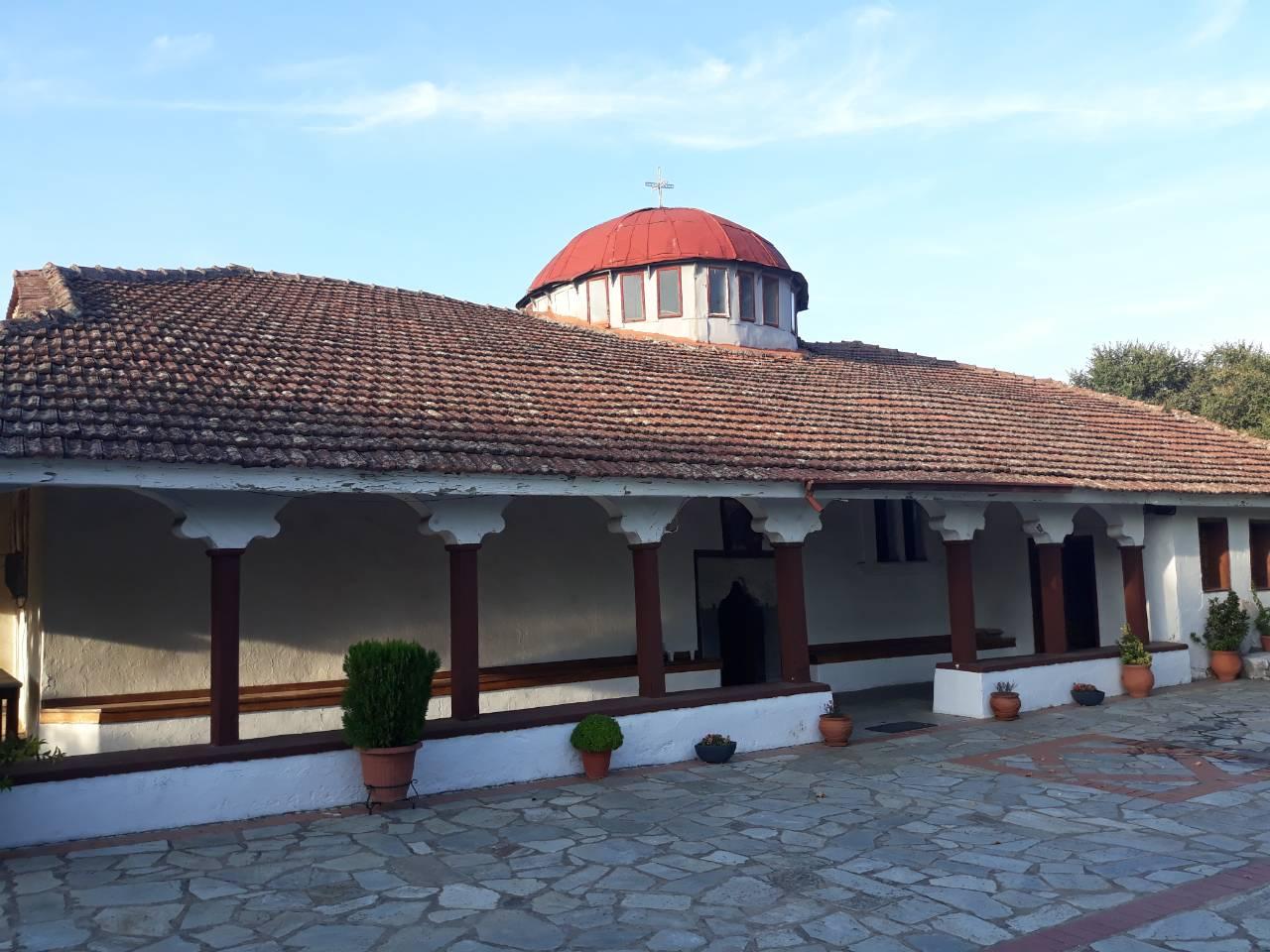 Τον ιστορικό Ιερό Ναό της Αγίας Παρασκευής Φλαμουλίου αναστηλώνει η Περιφέρεια Θεσσαλίας