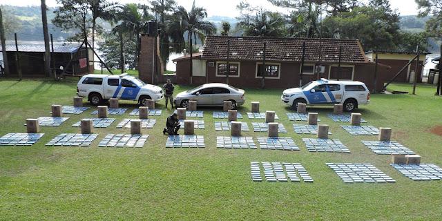 Contrabando: secuestraron más 2.000.000 de pesos en mercadería ilegal