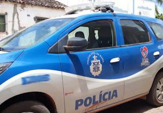 Polícia na Chapada
