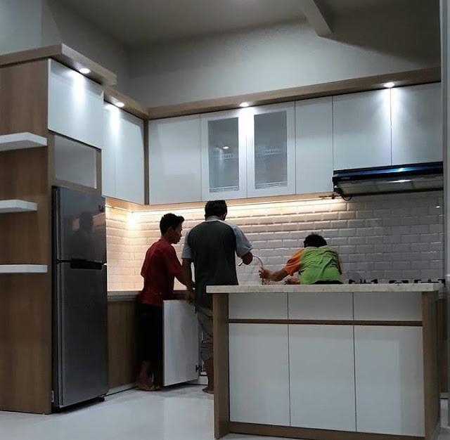 Jasa Kitchen Set Sidoarjo 2019