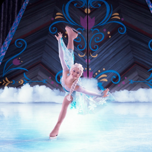 Disney On Ice Frozen review Birmingham