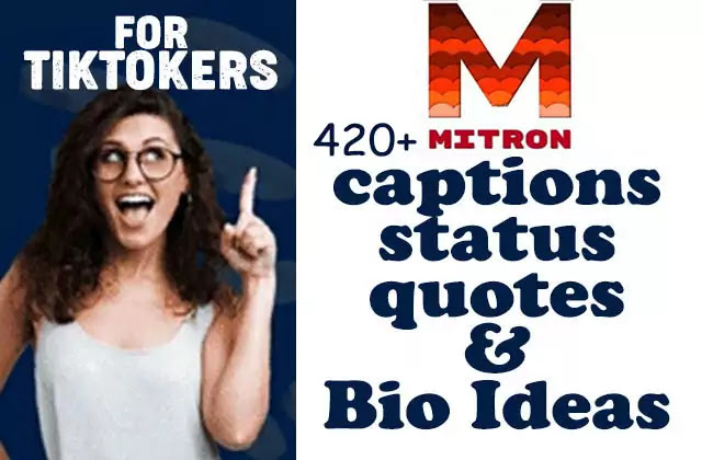 Mitron-Captions-Status-Quotes-Bios-Ideas-for-Tiktok