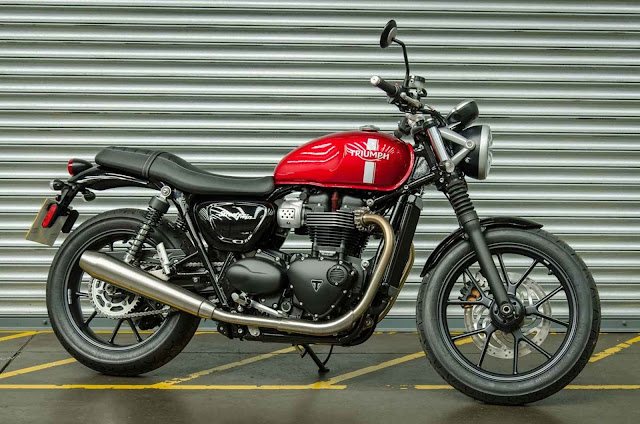 Triumph Speed Twin HD Images