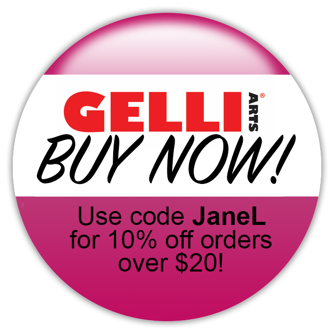 Discount on Gelli Plates!