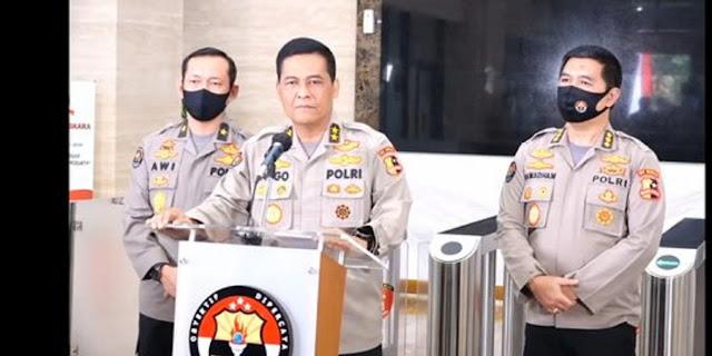 Polri: Penembakan 6 Laskar FP1 Dilakukan Tanpa Perintah Atasan