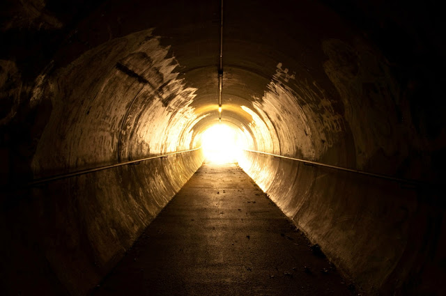 image de tunnel