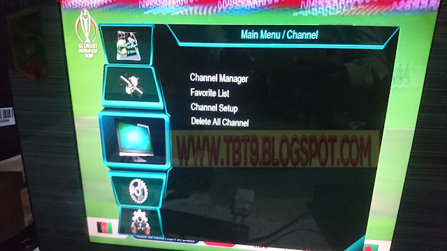STAR TRUK 2019 HD RECEIVER POWERVU TEN SPORTS OK NEW SOFTWARE