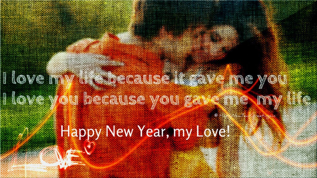 Happy New Year 2016 Romantic Pictures Free Download