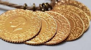 سعر الذهب وليرة الذهب ونصف الليرة والربع في تركيا اليوم الأثنين 19/10/2020