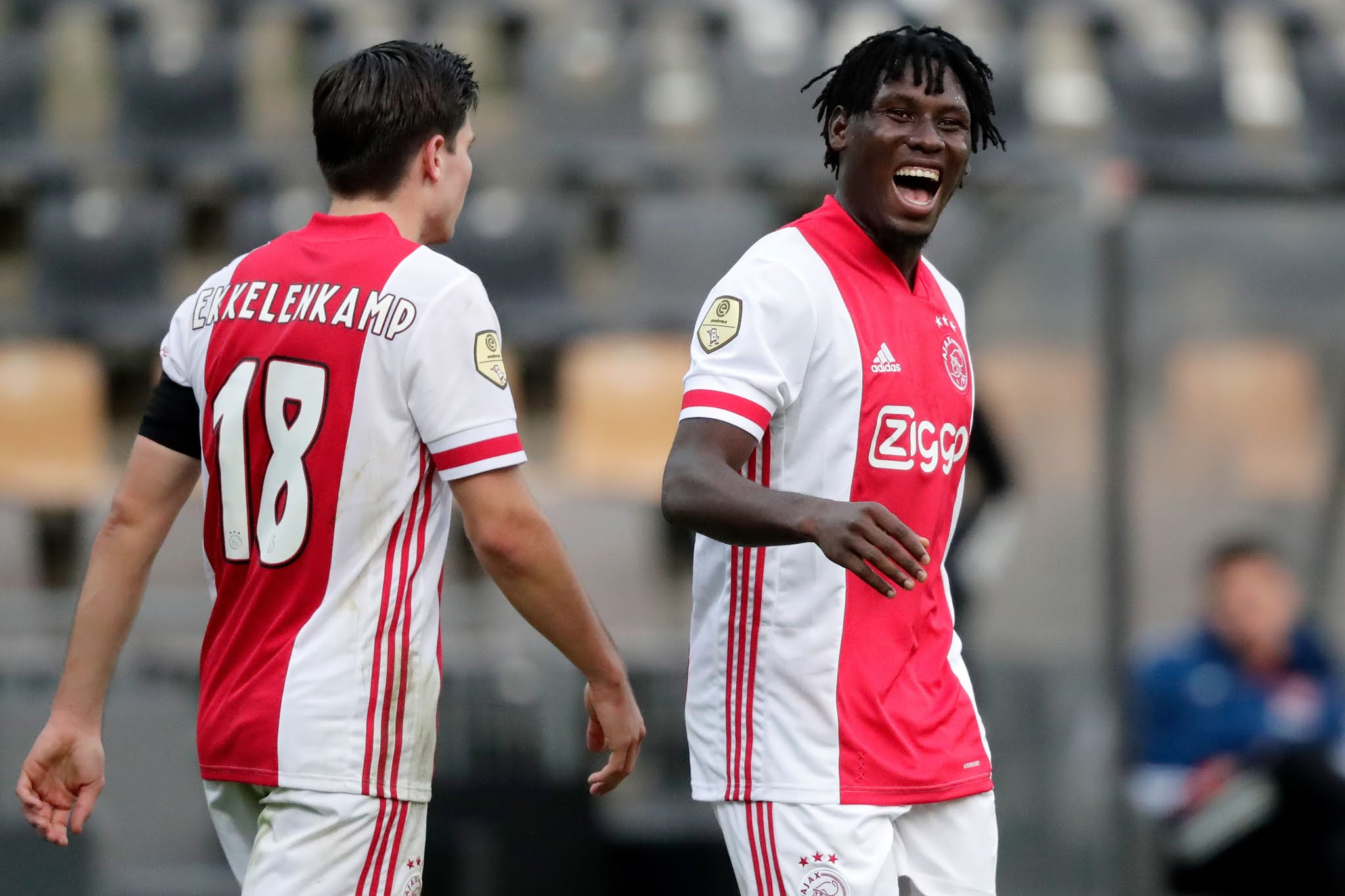 VVV-Venlo 0-13 Ajax