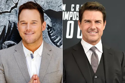 Chris Pratt Says He Admires Tom Cruise's Reputation as 'a Really Nice' Guy: 'He's the Best